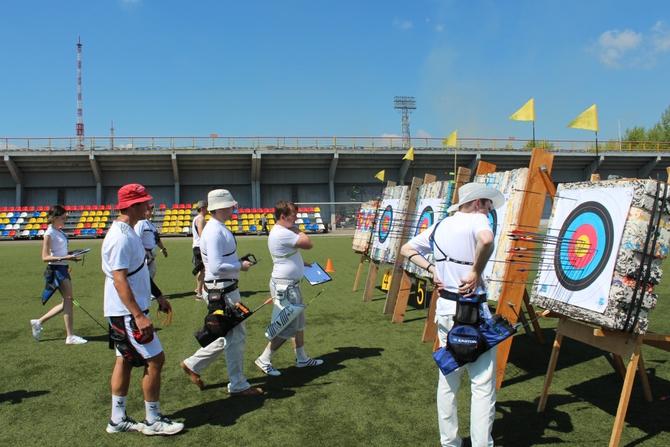 Рыбинские лучники завоевали две награды